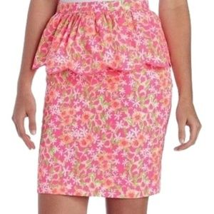 Lilly Pulitzer Pinks Skirt Size: 6 (S, 28)